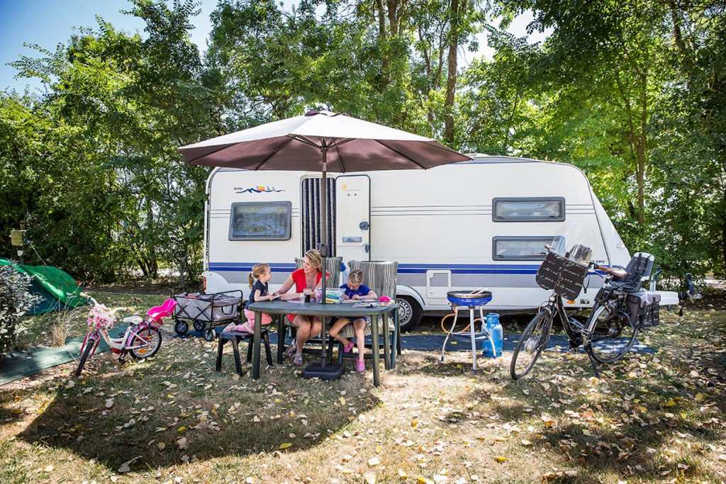Camping Bel Air l'Aiguillon sur mer