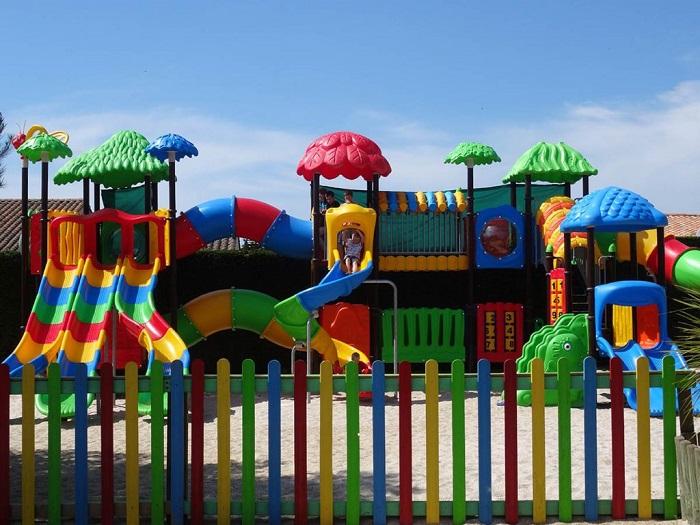 meilleur camping Vendée avec jeux pour enfant