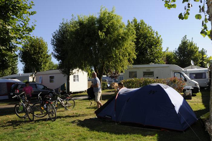 camping le nid d'été Les Sables d'Olonne