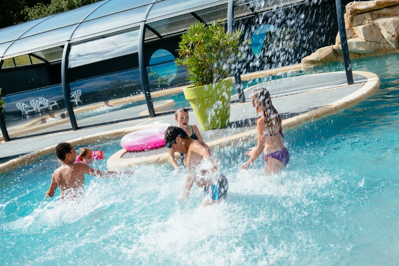 piscine famille camping talmont st hilaire